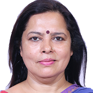MP of New Delhi Meenakshi Lekhi