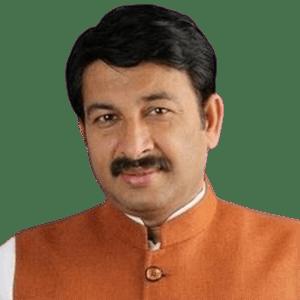MP of North East Delhi Manoj Kumar Tiwari