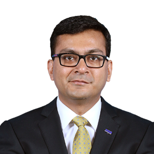 District Magistrate Naveen Aggarwal