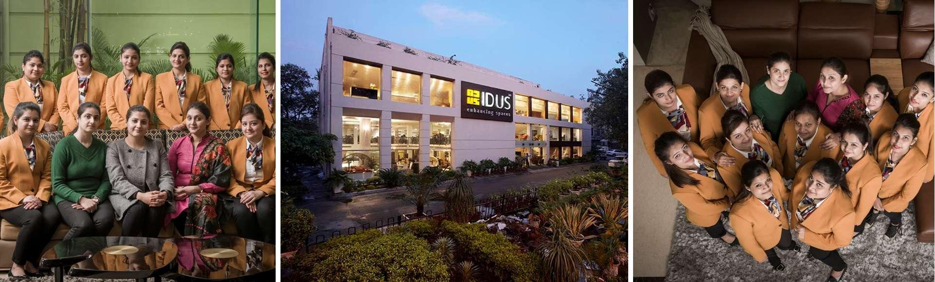 About IDUS | Italian Sofa Furniture | Luxury Furniture Stores in Delhi